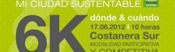 1ra Carrera Ambiental de Buenos Aires – 17 Junio 2012 (Domingo)