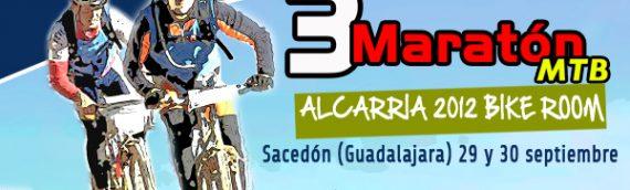 III Maratón MTB Alcarria 2012 BikeRoom