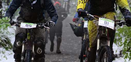 dorsales para bicicletas