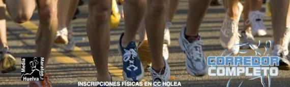 Media Maraton Huelva 2015
