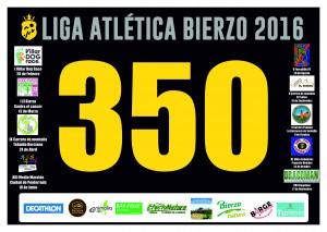 Liga atlética Bierzo 2016